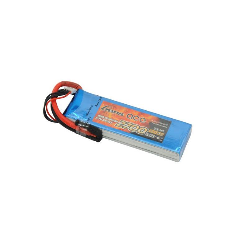 11.1V 2700mAh 35C 3S Lipo Pil - Gens Ace