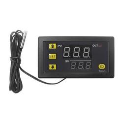 12 V 20A Dijital Ayarlanabilir Mini Termostat - Thumbnail