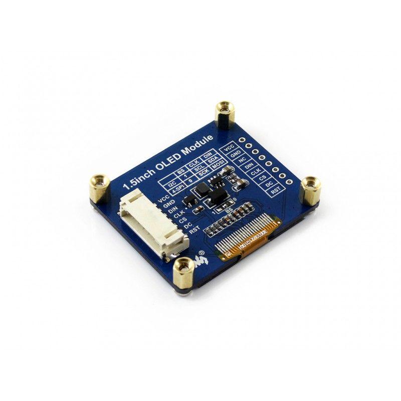 128x128 1.5 Inch OLED Grafik Ekran - SPI/I2C - WaveShare