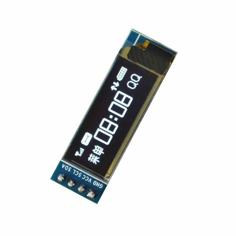 128x32 Oled Lcd Ekran (Arduino Uyumlu)