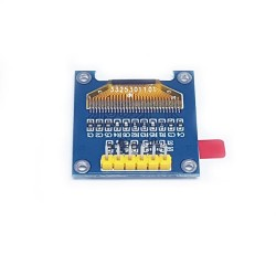128x64 0.96 inç OLED Grafik Ekran 6 Pin I2C-SPI - Thumbnail