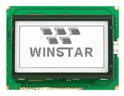 128x64 Grafik Lcd Ekran Beyaz - WG12864A-TFH-V#N
