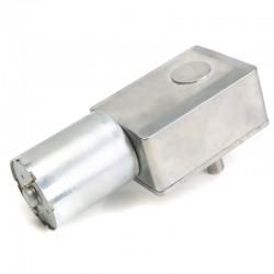 12V 100RPM 90 Derece Redüktörlü Motor (90C) - Thumbnail