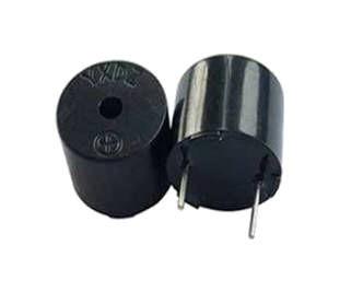 12V 12mm 2700+300Hz H:7,5MM Devreli Buzzer