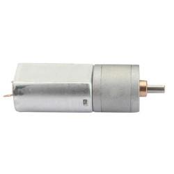 12V 1500 RPM 20mm Redüktörlü DC Motor - Thumbnail