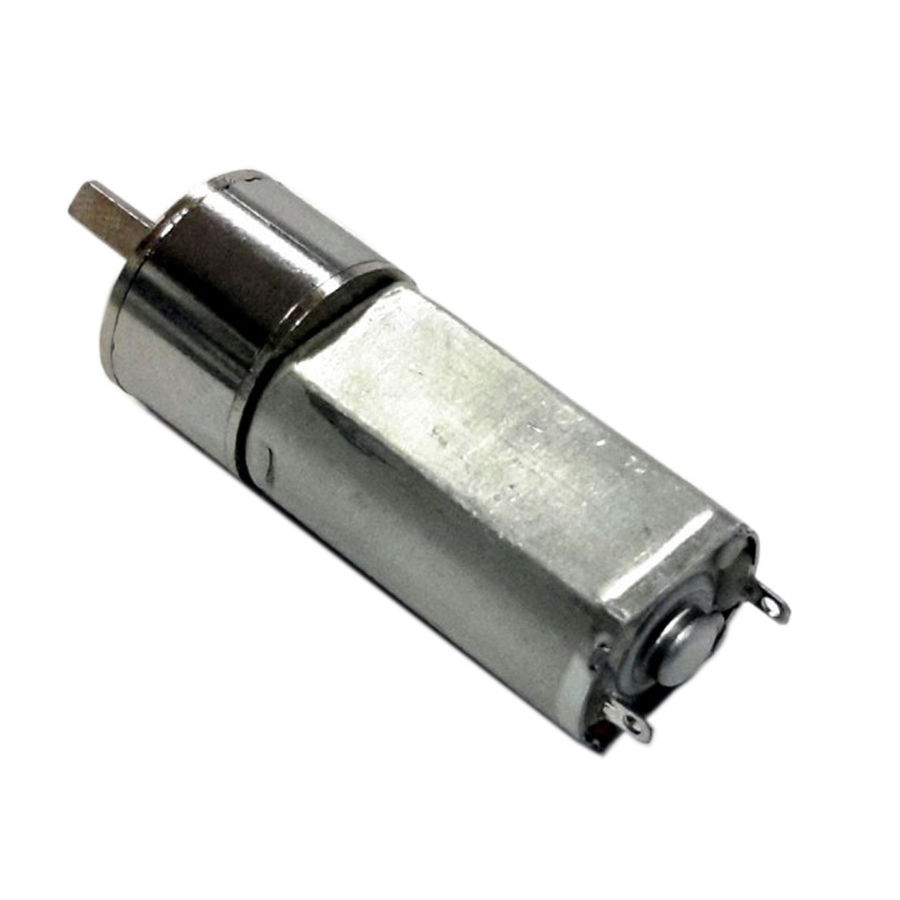 12V 2000RPM 16mm Redüktörlü Motor