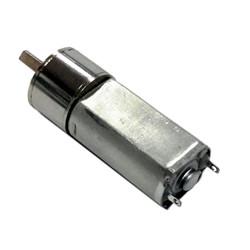 12V 2000RPM 16mm Redüktörlü Motor - Thumbnail