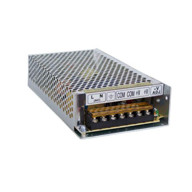 12V 40A Metal Kasa Switch Mod Adaptör - MS-500-12