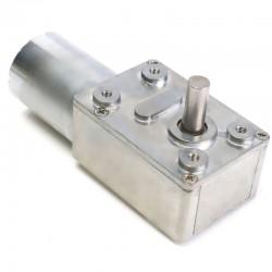 12V 50RPM 90 Derece Redüktörlü Motor - Thumbnail