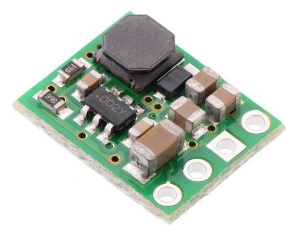 12V Düşürücü Voltaj Regülatörü - 12.2/50V Giriş - D36V6F12