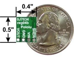 12V Düşürücü Voltaj Regülatörü - 12.2/50V Giriş - D36V6F12 - Thumbnail