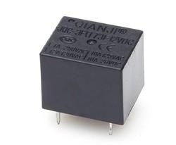 12V 7A Tek Kontak 5 Pinli JQC-3F(T73)-12VDC Röle - Thumbnail