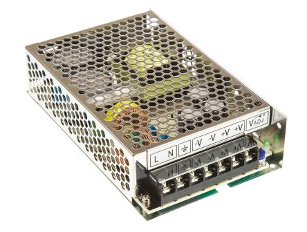 12V 8.3A Metal Kasa Switch Mod Adaptör - MS-100-12