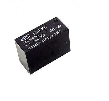 12V Çift Kontak Huike 4051 (12V 16A) - HK14FH-DC12V-SHG