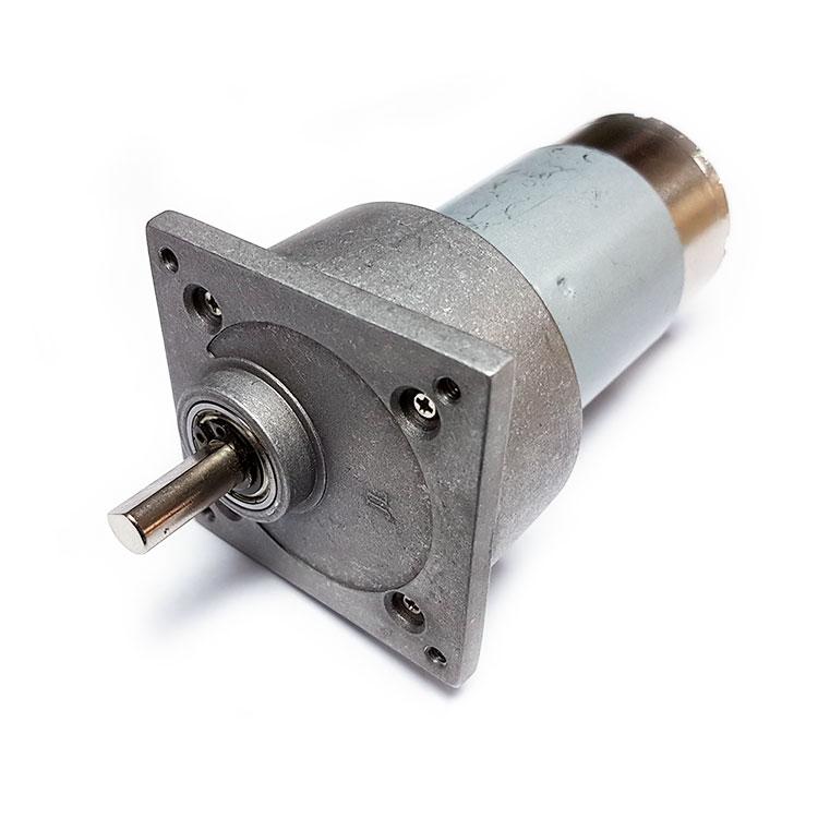 60mm 12V 500RPM Redüktörlü DC Motor