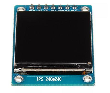 1.3 inch Oled Arduino TFT LCD Ekran Modülü