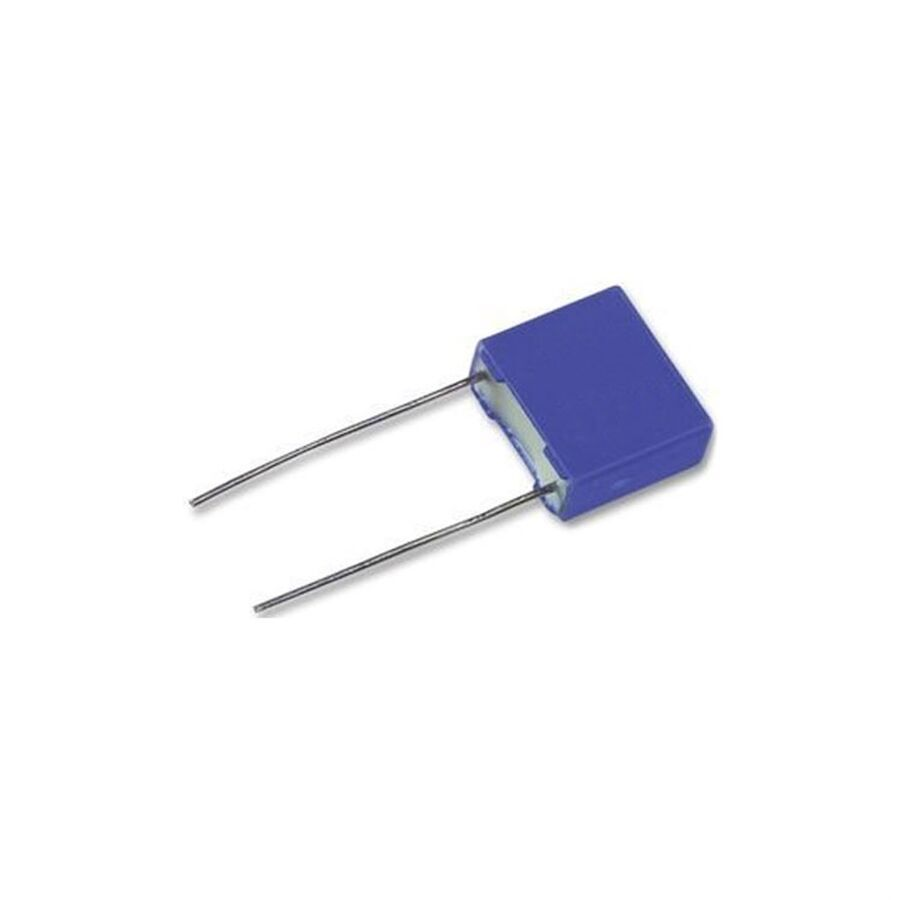 1.5uF 250V Drip Type Polyester Capacitor 15mm