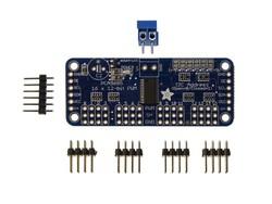 16 Kanal 12 Bit PWM - Servo Sürücü - I2C Interface - PCA9685 - Thumbnail