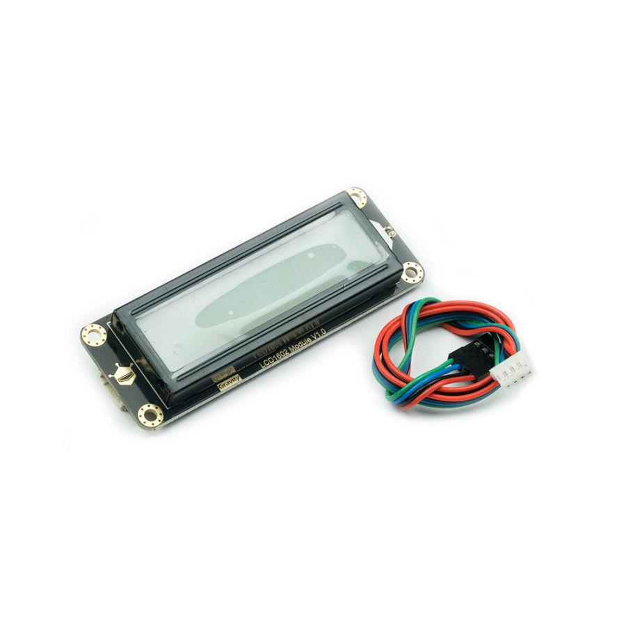 16x2 LCD Display - Gravity - I2C