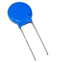 1nF 2000V 10% 5mm Ceramic Capacitor - Thumbnail