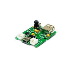 1S Lipo Solar-USB Pil Şarj Devresi - Thumbnail