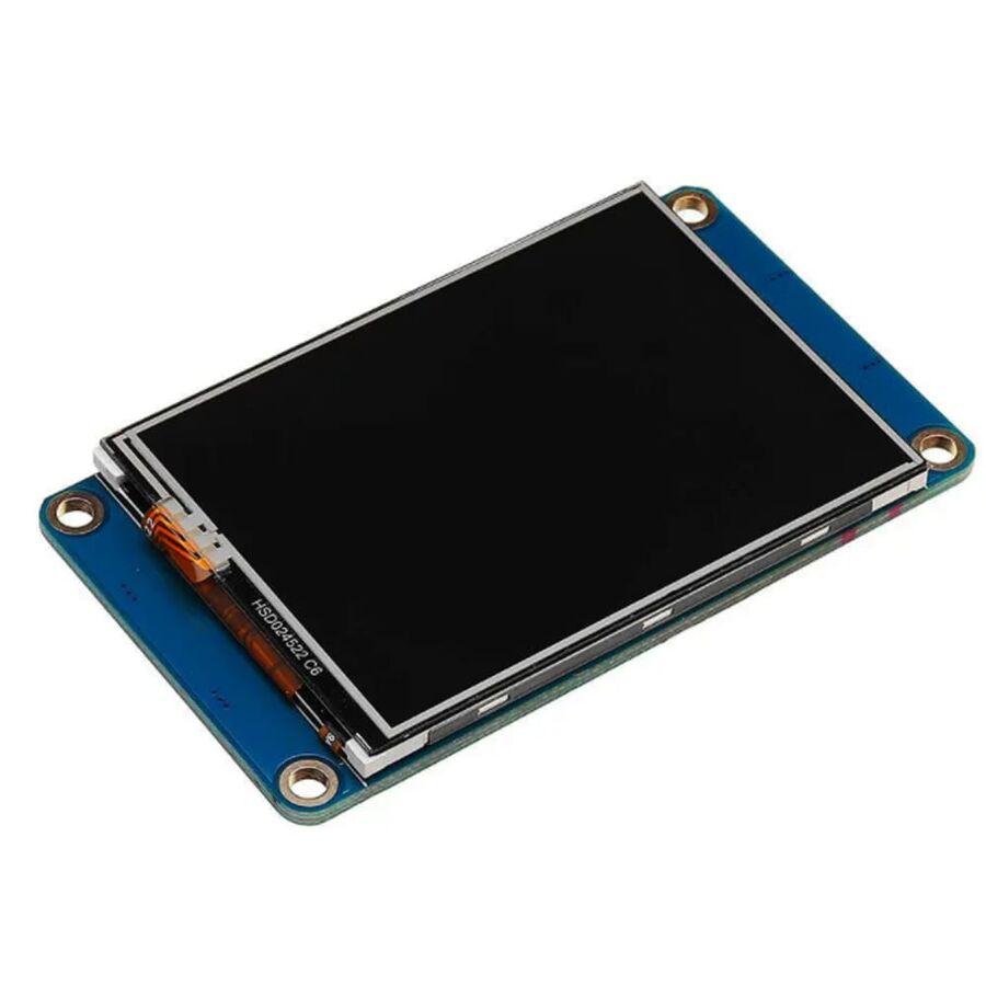 2.4 Inch Nextion HMI Dokunmatik TFT Lcd Ekran - 4MB Dahili Hafıza