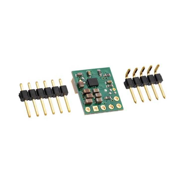 2.5V - 9V Step-Up / Step-Down Voltaj Regülatörü (Ayarlanabilir Çıkış Voltajı ve Düşük Voltaj Kesici ile) S9V11MACMA