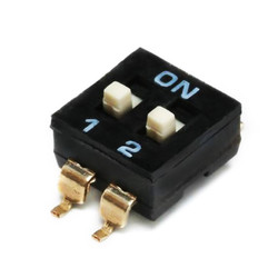 2 Pin 2-li Smd Switch - Thumbnail