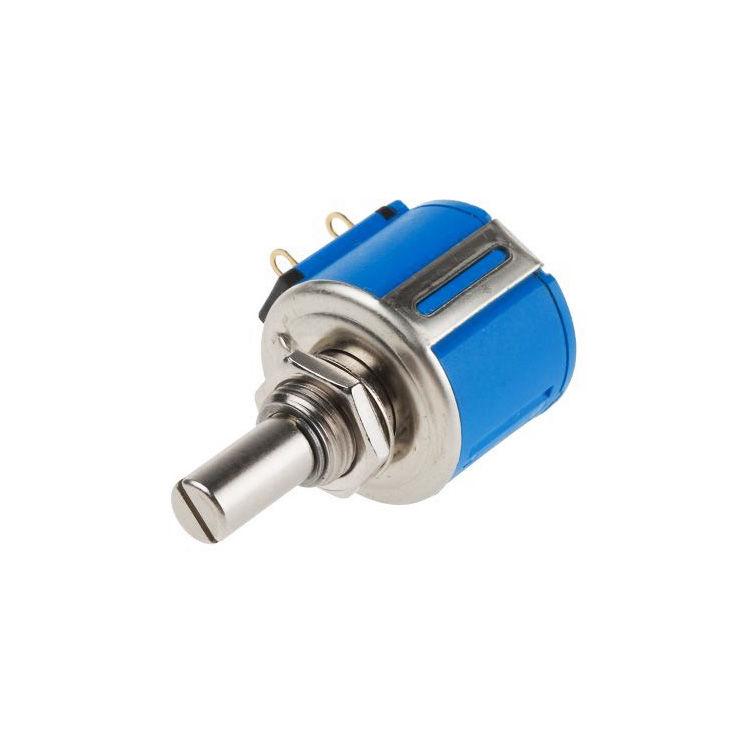 20K 3W Çok Turlu Watt'lı Potansiyometre - 10 Turlu