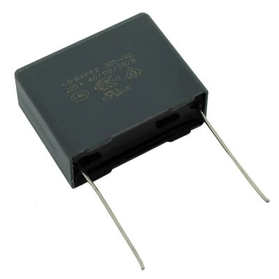 2.2uF 305VAC Polyester Capacitor 27.5mm 32x25x13mm