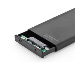 2.5 Inch SATA2 SSD/HDD Harici Kutu - Thumbnail