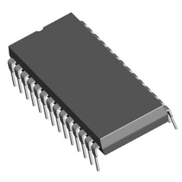 27C256 DIP-28 EPROM Entegresi