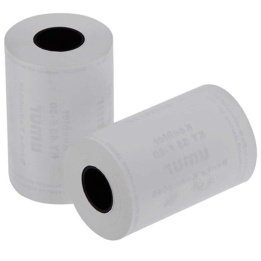 2'li Termal Rulo Kağıt - 58mm x 57mm x 30m