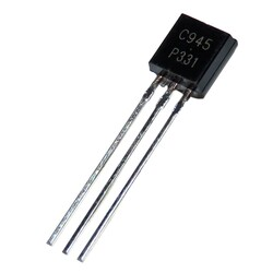 2SC945 Npn Tht Transistör To-92 - Thumbnail