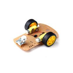 2WD Robot Araba Kiti - Thumbnail