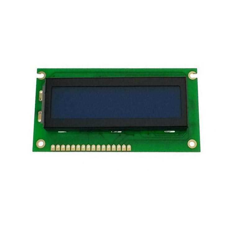 4x20 LCD Display