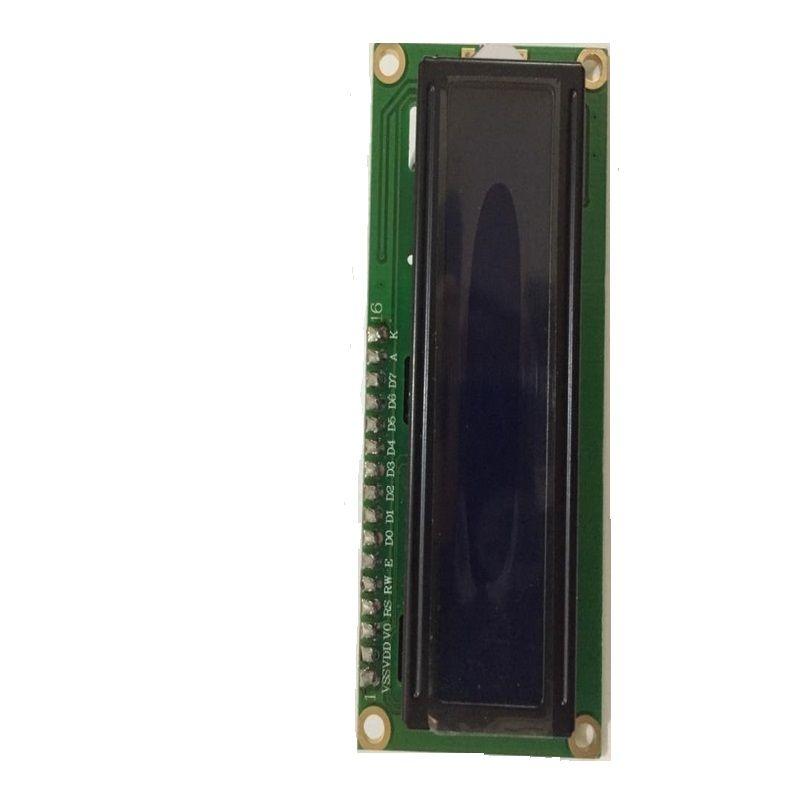 2x16 Mavi Lcd Display I2C Modüllü