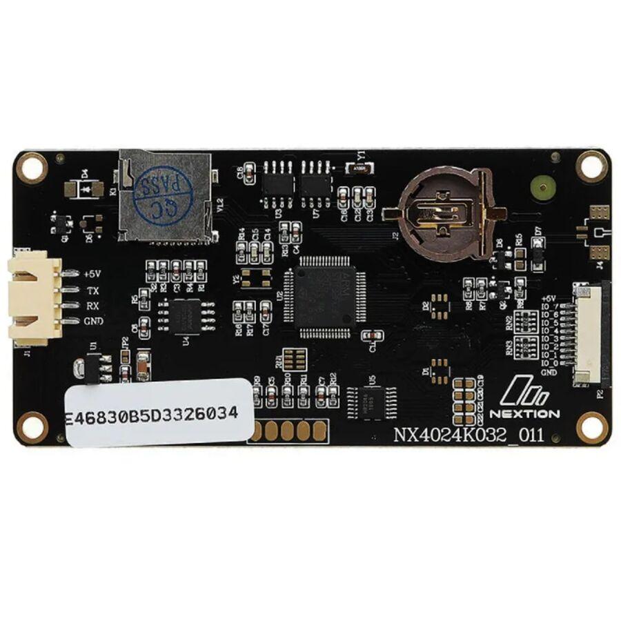 3.2 Inch Nextion HMI Dokunmatik TFT Lcd Ekran + 8 Port GPIO / 16MB Dahili Hafıza