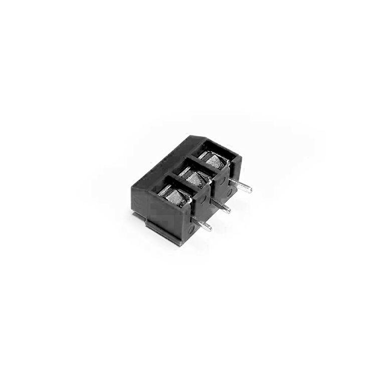 3 Pin 0 No 5.00mm Siyah Klemens