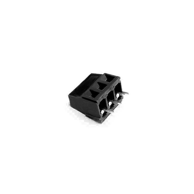3 Pin 1 No 5.00mm Siyah Klemens