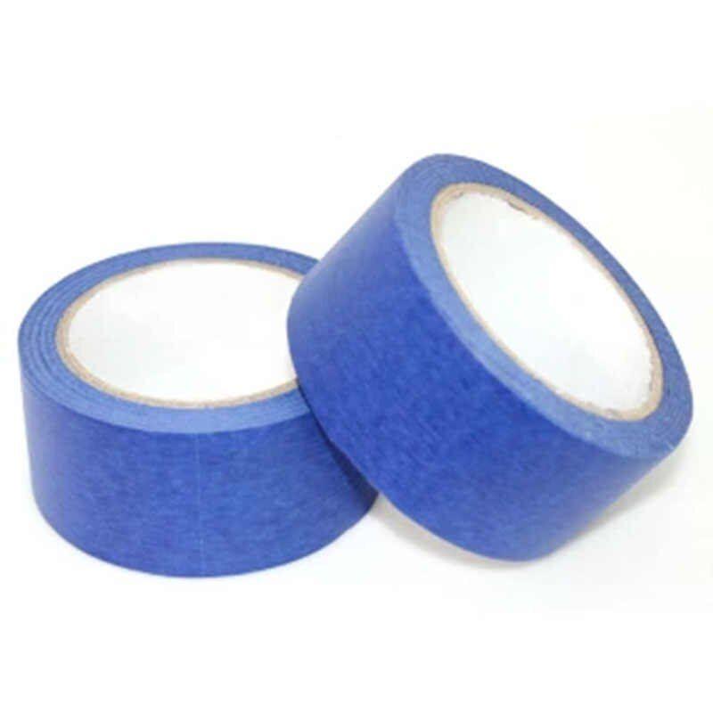 30 mm X 30 M Mavi Bant Ressamlar baskı Maskeleme Aracı Reprap 3D Yazıcı