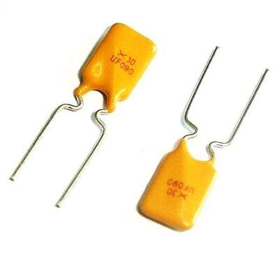 LITTELFUSE-TE CONNECTIVY - 30V 900mA THT PTC Sigorta Radyal RUEF090