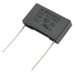 330nF 305Vac 10% Polyester Kondansatör X2 22.5mm - Thumbnail