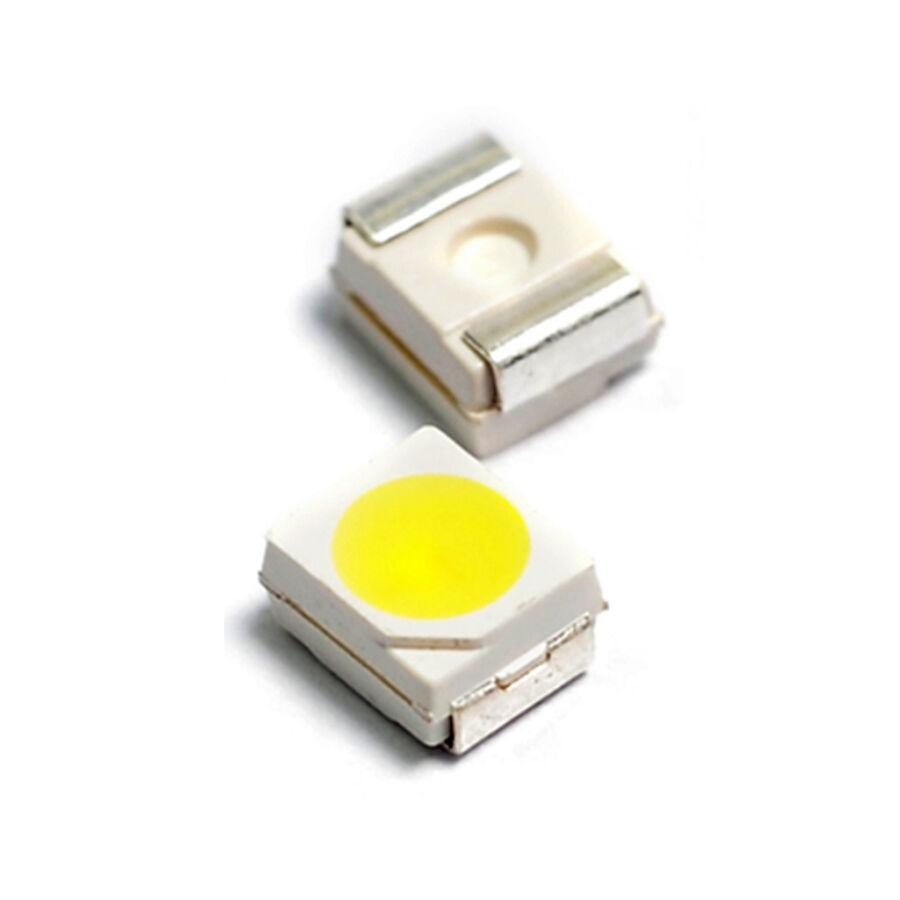 3528 Kılıf 4000K Doğal Beyaz SMD Led - Honglitronic