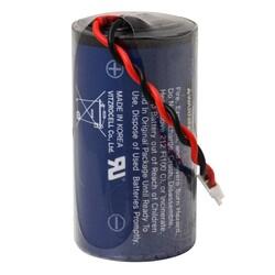 3.6V SB-C02 C Size 1S1P Li-SOCI2 Lityum Batarya (Soketli) - Thumbnail