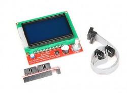 3D Yazıcı LCD Ekran 128x64 Reprap Ramps 1.4 - Thumbnail