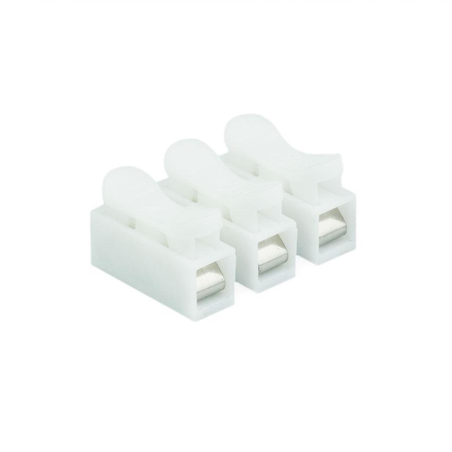 3'lü Kablodan Kabloya Konnektör (Pim Gerektirmez)