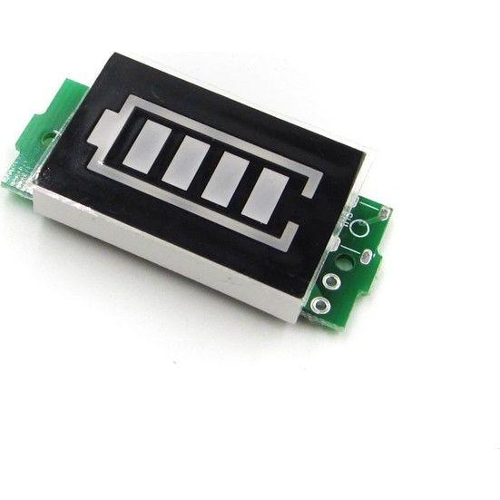 3S LiPo Pil Kapasite Göstergesi