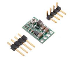 4-25V Düşürücü Ayarlanabilir Voltaj Regülatörü - 4/50V Giriş - D36V6FAHV - Thumbnail