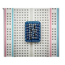 4 kanallı, I2C-uyumlu, Çift Yönlü Mantıksal Seviye Dönüştürücü - BSS138 - Thumbnail